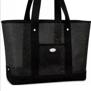 Brand new Coach Tote Bag Black Very sparkle